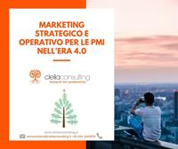 SECONDO CORSO - Marketing strategico e operativo per le PMI nell'era 4.0
